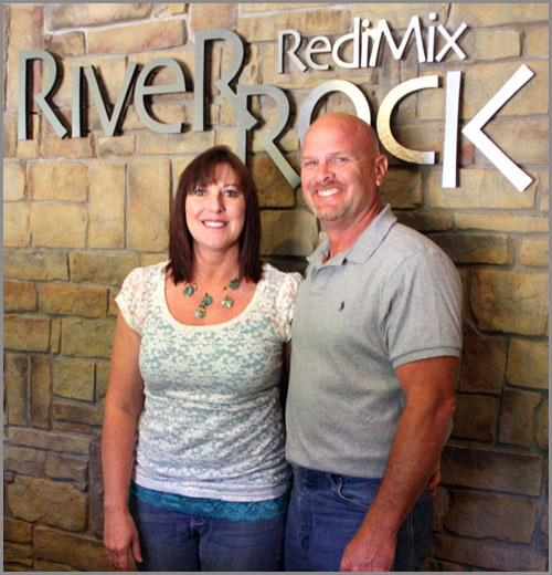 River Rock Redi-Mix